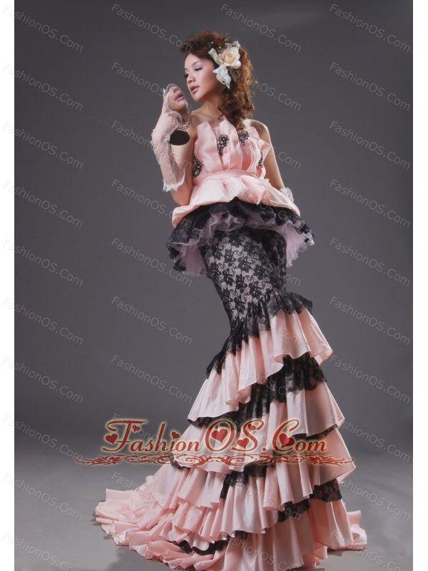 The 62 best Prom Dress Ideas images on Pinterest   Tea length formal ...