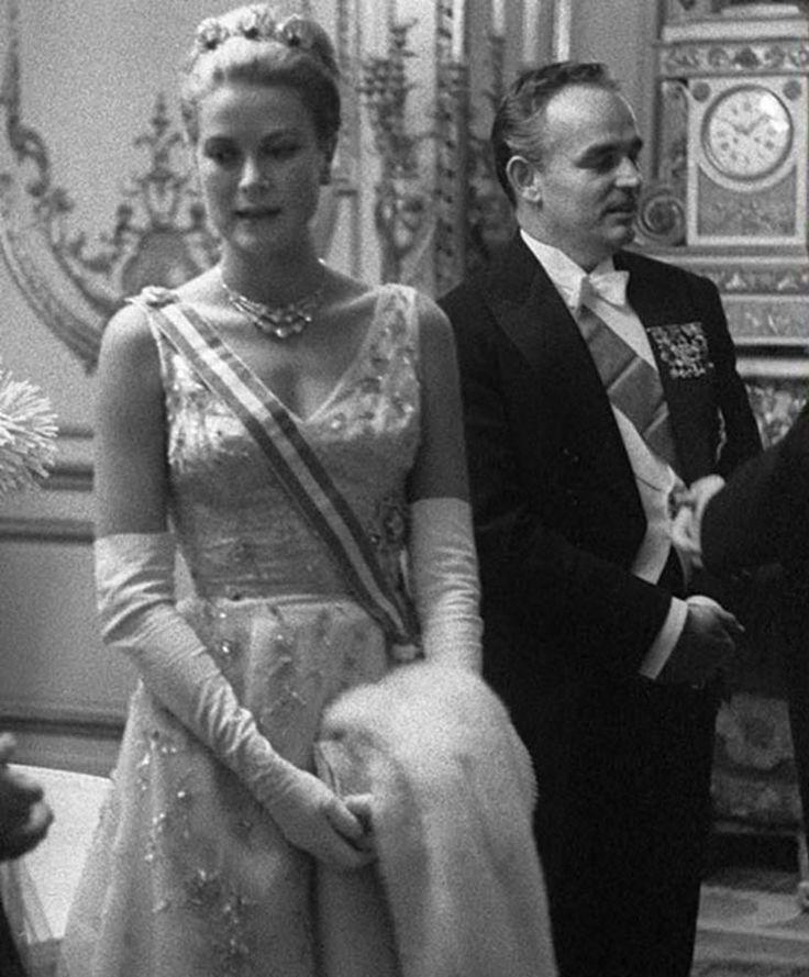 Prince Rainier and Princess Grace - 1959