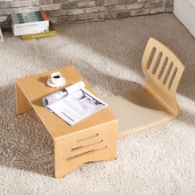 Madera moderna Plegable Pata De La Mesa Plegable Rectángulo 80*42 cm Muebles de Sala de estar Mesa De Centro De Madera Pequeño Café Lado Tabla del sofá