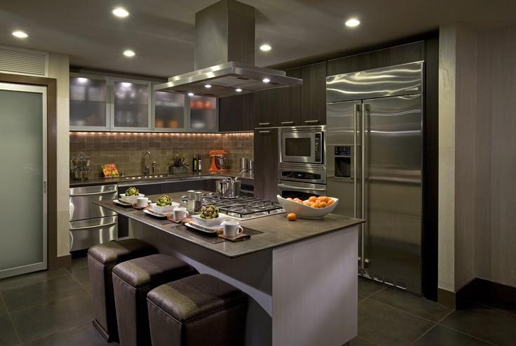 Contemporary Kitchen by Featured Designer Megan Crane!