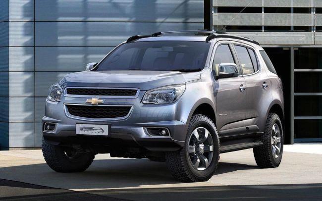 2017 Chevrolet Trailblazer Price, Review, Pictures