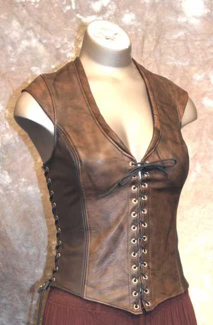 Bodice Archers Leather Corset Leather Corset Women S