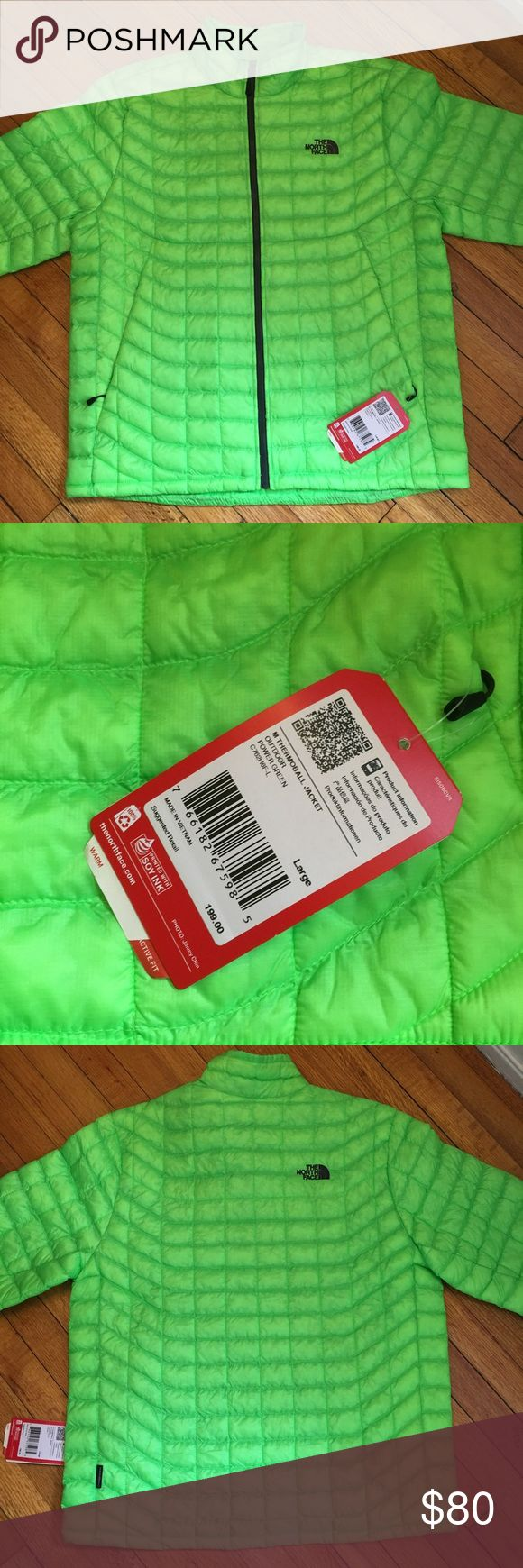 North Face Thermoball Jacket - retails $199 North Face Thermoball Jacket - men's L & M - retails $199 - new w/ tags North Face Jackets & Coats Puffers