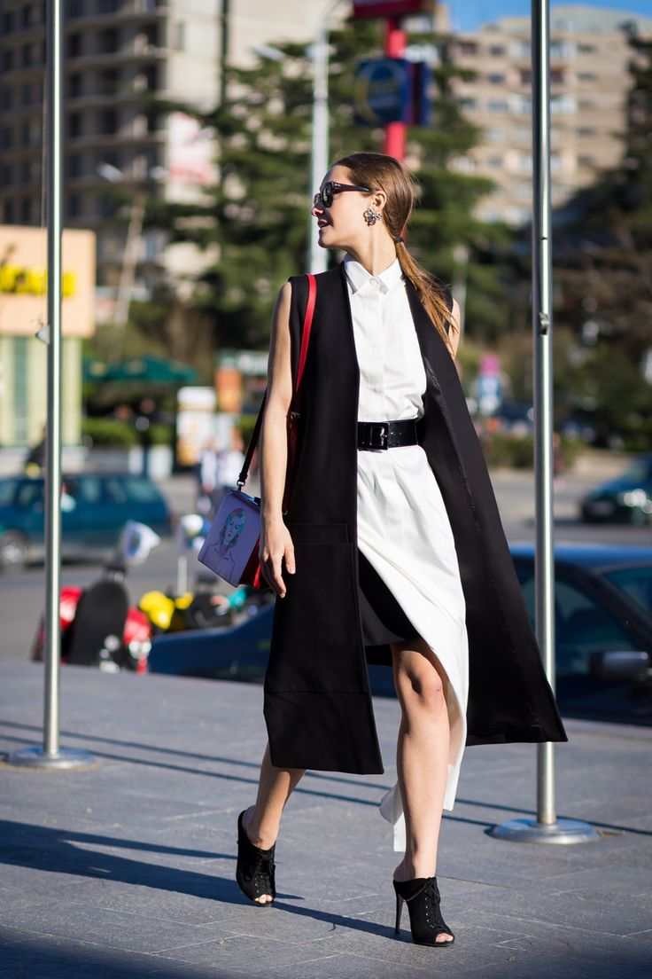 Tbilisi Fashion Week Street Style
