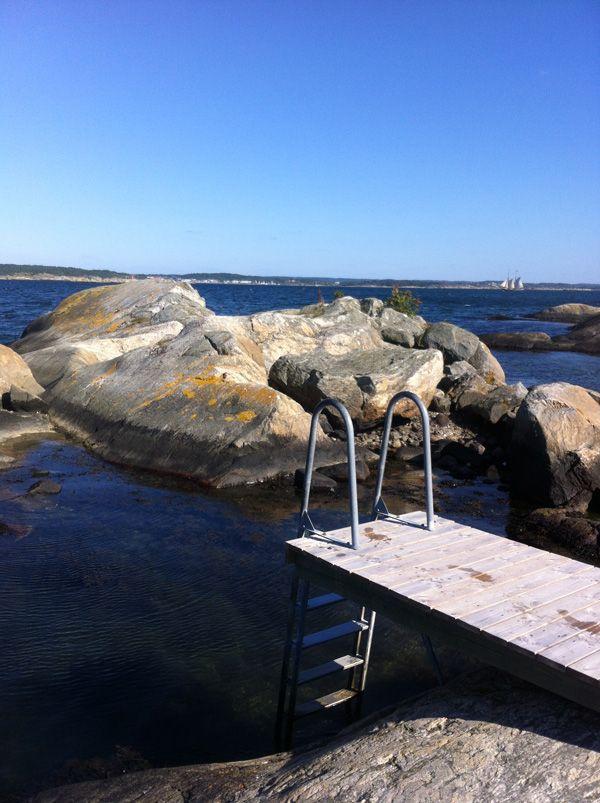 Södra skärgården - bada på mysiga Asperö - Inredningsvis