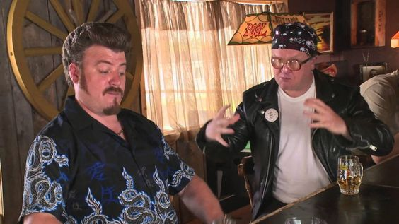 Trailer Park Boys - 'two turnips in heat' scene