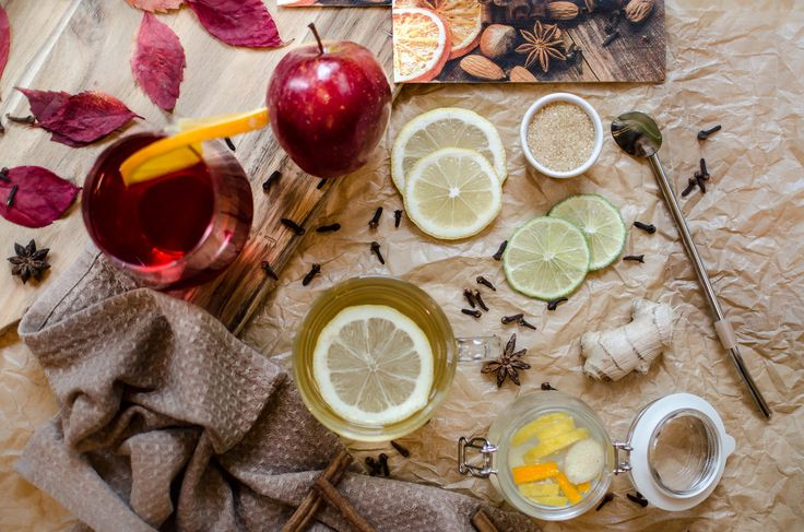 Rozgrzewajace herbaty i mikstura