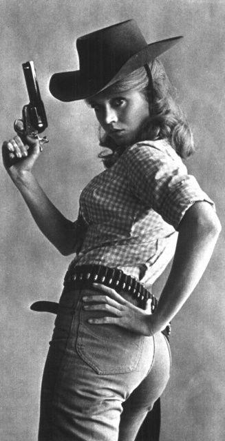 Hanoi Jane Fonda; publicity still for Cat Ballou (1965)