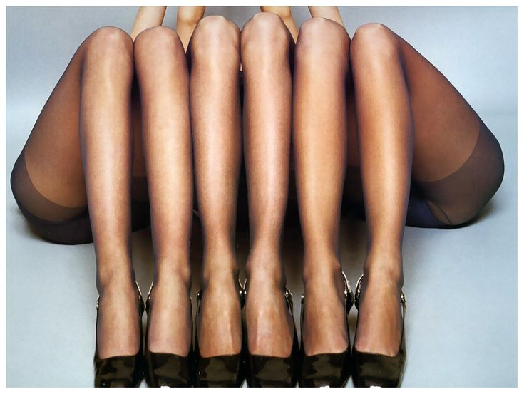 Guy Bourdin Legs study