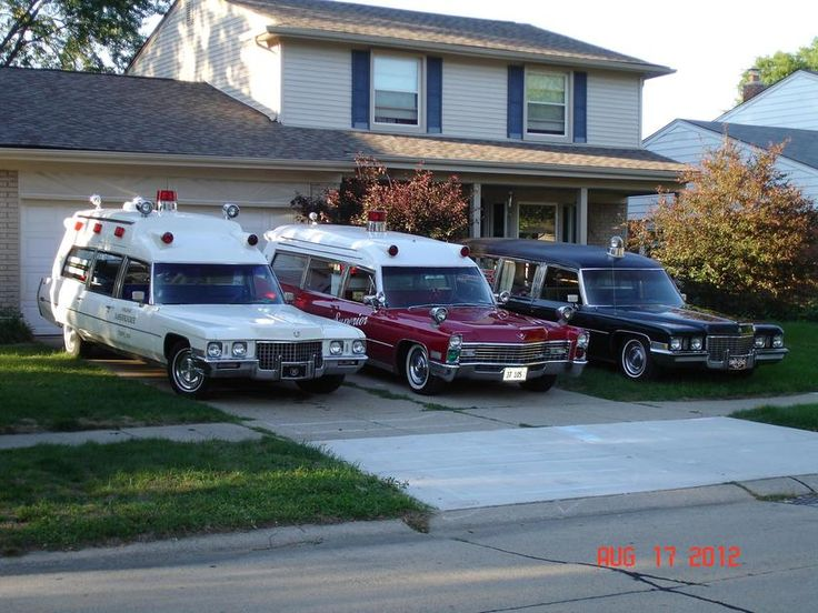 American Dream Circa 1960 >> 1190 best images about ambulance / hearse on Pinterest ...