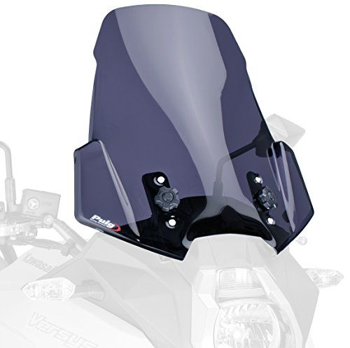 Puig 5999F Touring Pare-brise, fumé foncé Taille M