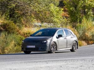 Next Toyota Auris spotted testing in disguise