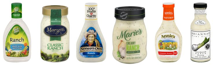 We tried 10 leading ranch dressing brands in a blind taste test, and one brand rose to the top of the pack.
