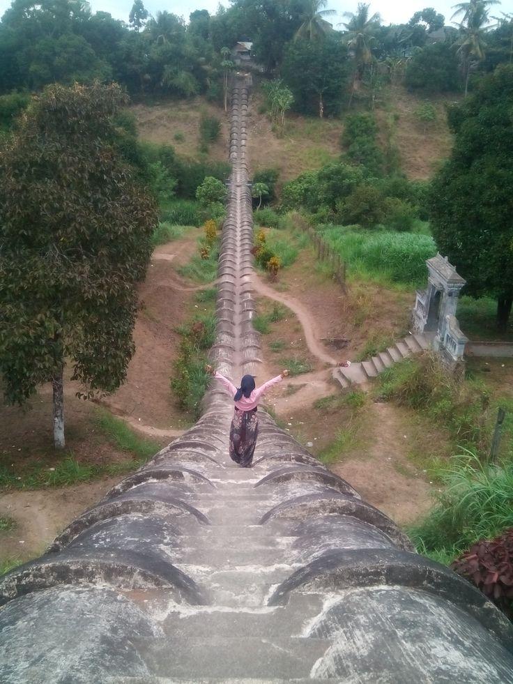 Taman Narmada, Lombok, NTB