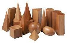 Resultado de imagen de cuerpos geometricos desarrollo