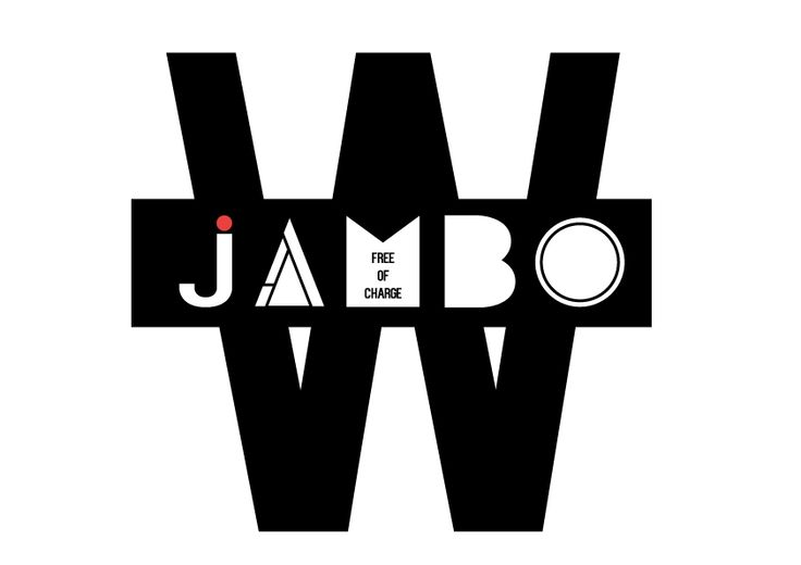Jambo logo design Type - A