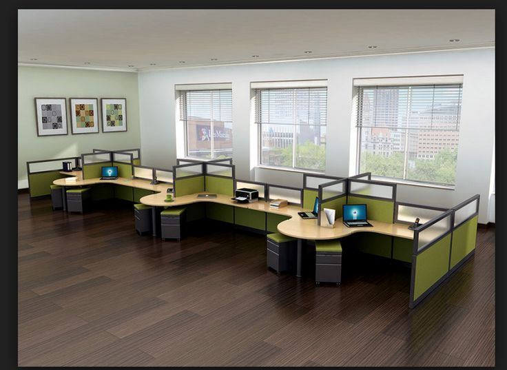 Office Cubicle Layout Design 19 Best Cubicles Images On Pinterest  Hon Office Furniture .