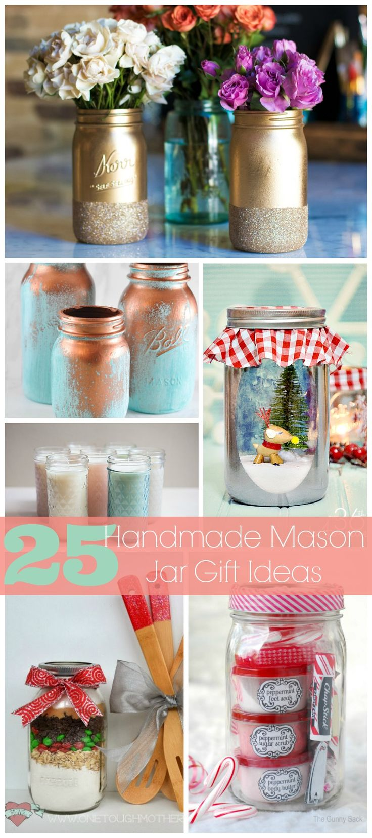 Gifts for Avid Readers plus a Handmade Gift Library - The Benson Street