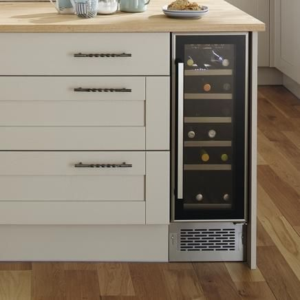 wine cooler kitchen cabinet lamona 300mm drink cooler search kitchens 29304