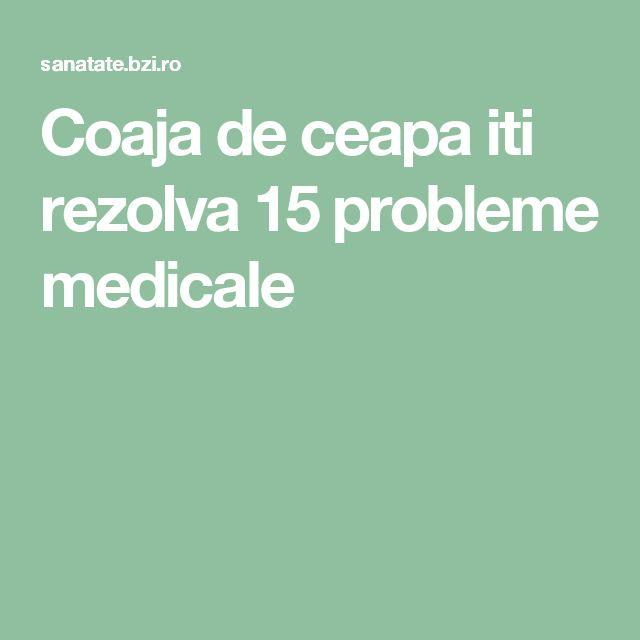Coaja de ceapa iti rezolva 15 probleme medicale