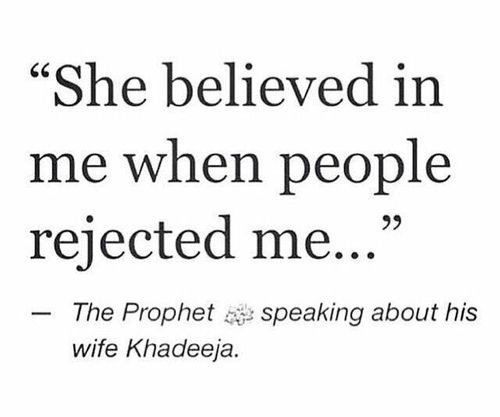 Khadijah & Muhammad:The Story of Love & Faith  Read about it: