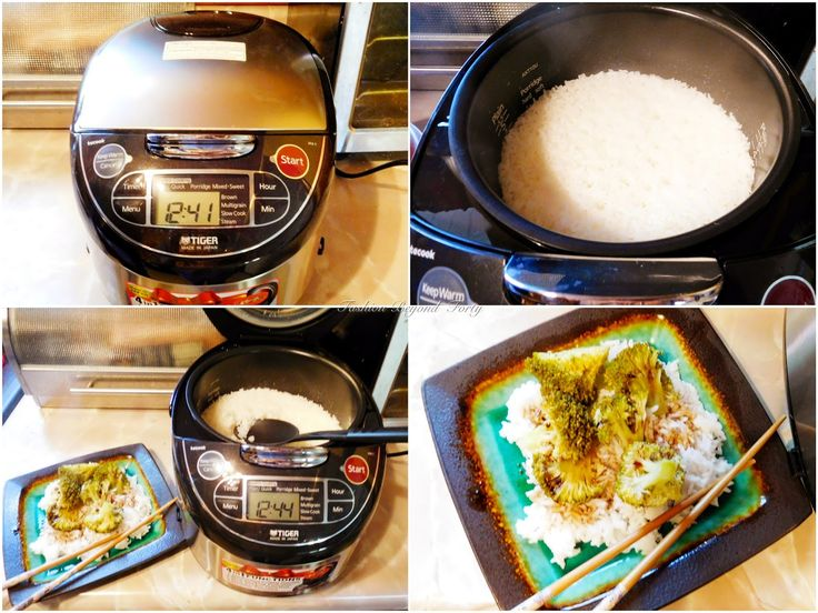 Easy Cooking with Tiger Rice Cooker - Makes So Much More Than Rice! Review and Giveaway | Fashion Beyond Forty: Easy Cooking with Tiger Rice Cooker - Makes So Much More Than Rice! Review and Giveaway