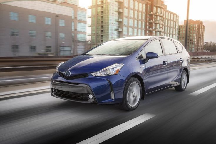 Coming Soon to #Stricklands | www.stratfordtoyota.com | The 2016 Toyota Prius v: The Most Versatile Member of the Proven Prius Family | Toyota Canada