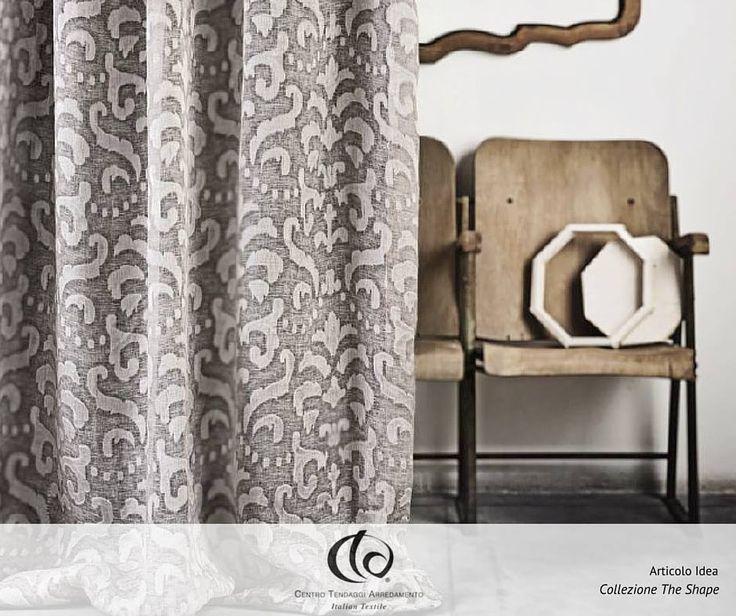 #Tessuto #Idea #Collezione #TheShape #tessuti #interiordesign #tendaggi #textile #textiles #fabric #homedecor #homedesign #hometextile #decoration Visita il nostro sito www.ctasrl.com e scarica le nostre brochure su: http://bit.ly/1nhrLQM