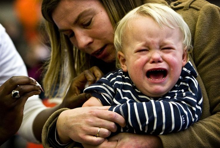 Kinderen krijgen slaapziekte na griepvaccin