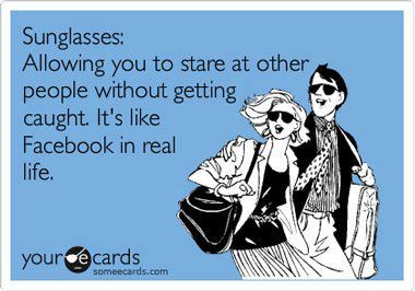 This is so true!: Real Life, Aviator, My Life, Nosy People, So True, Wear Sunglasses, So Funny, True Stories, People Watches