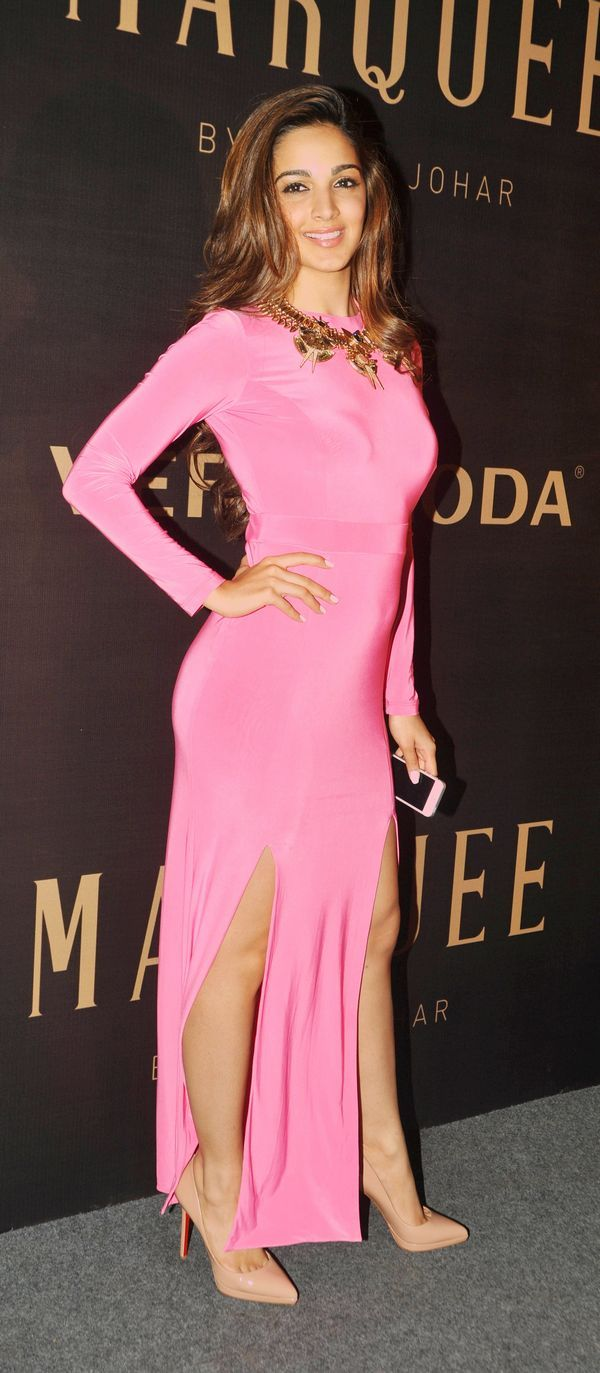 Kiara Advani at Karan Johar's new collection launch. #Bollywood #Fashion #Style #Beauty