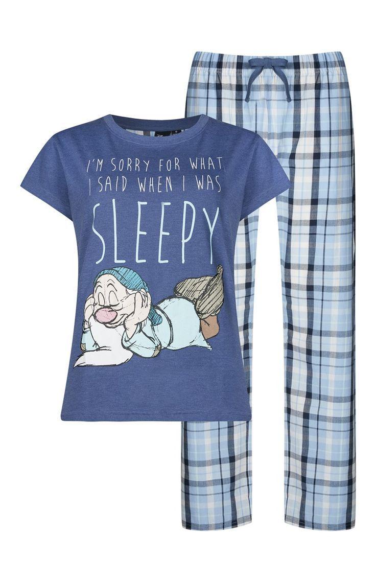 awesome Pyjama Disney bleu Dormeur