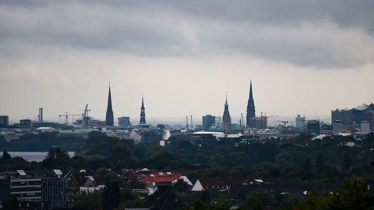 Kurze Auflockerung am Sonntag: Wetter bleibt eine nasse Angelegenheit