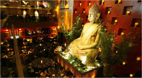 Tao Las Vegas  Food is great and atmosphere is even better.  Nothing like dining in the presence of a huge Buddha