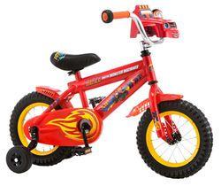 Boys 12 inch Mongoose Blaze and the Monster Machines Kids Bike