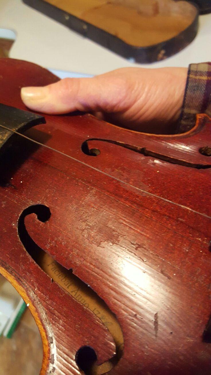 Antonio Stradivarius 1726 copy  $100.00 usd 9282797880