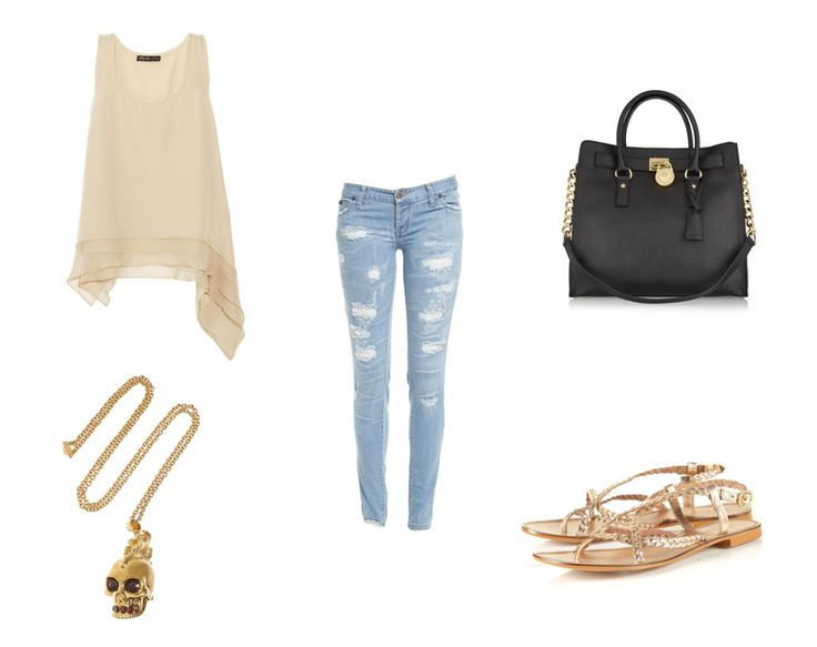 How to Wear Ripped Jeans: Look Younger & Trendy