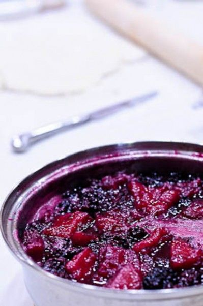 Southern Blackberry Cobbler - Cooking | Add a Pinch | Robyn Stone