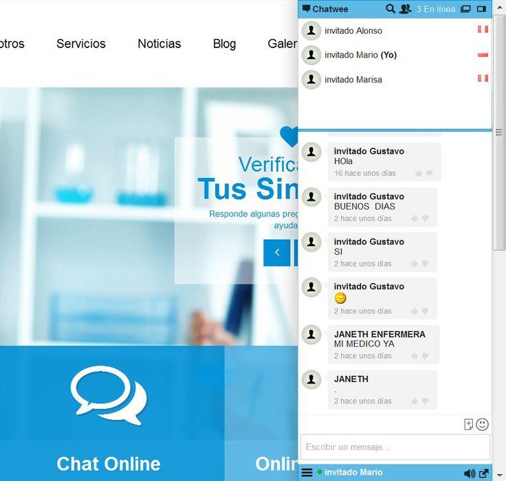 Online medical consultancy.