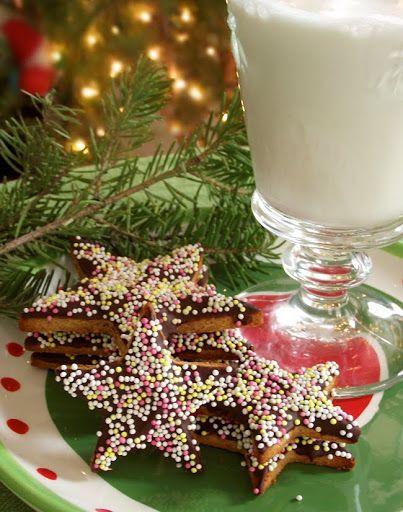 Christmas Cookies (gluten-free)