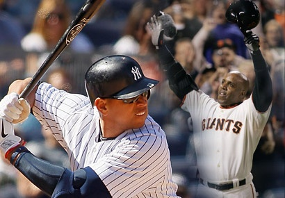 Hall of Cheaters!  Alex Rodriguez and Barry Bonds should never see the Baseball Hall of Fame.