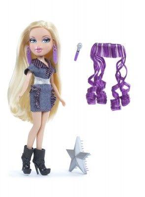 Brinquedo Bratz On The Mic Doll Pack Cloe #Brinquedo #Bratz