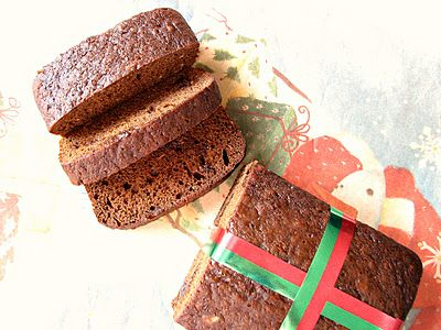 Sticky Gingerbread - a traditional Scottish recipe, great with butter ...