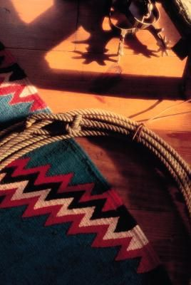 How to Tie Together Traditional & Cowboy Home Decor