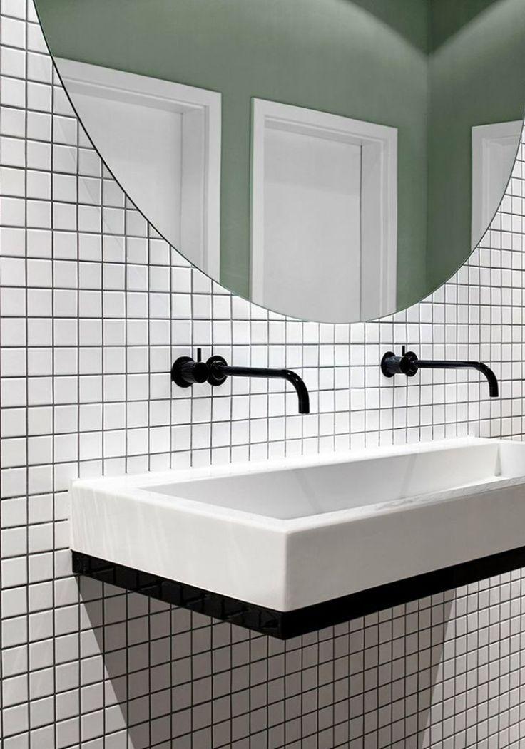 25 beste idee n over witte tegels op pinterest metro tegel keuken keukenkastjes en keuken tegels - Rode metro tegel ...