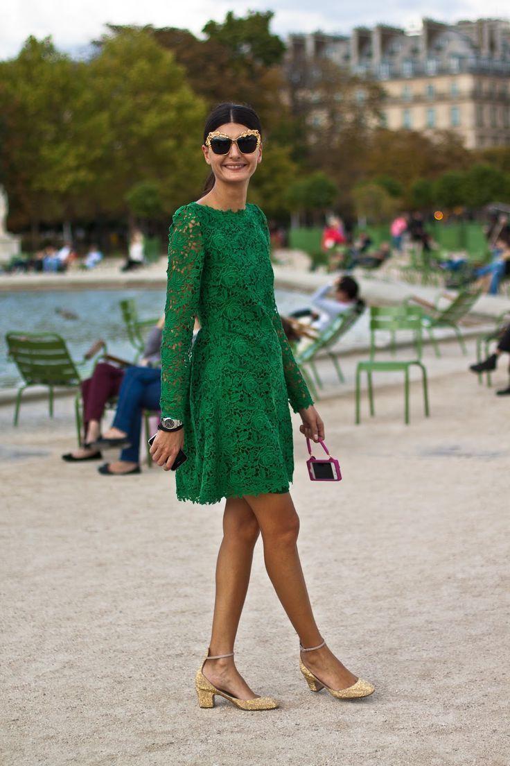 grüne kleider beste streetstyle-ideen #beste #grüne #ideen