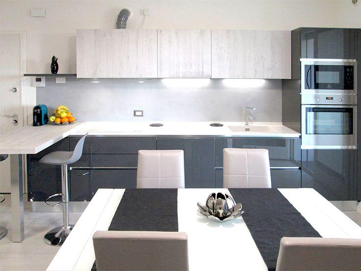 Cucina Carrera Di Veneta Cucine Bertoli Arredamenti | sokolvineyard.com