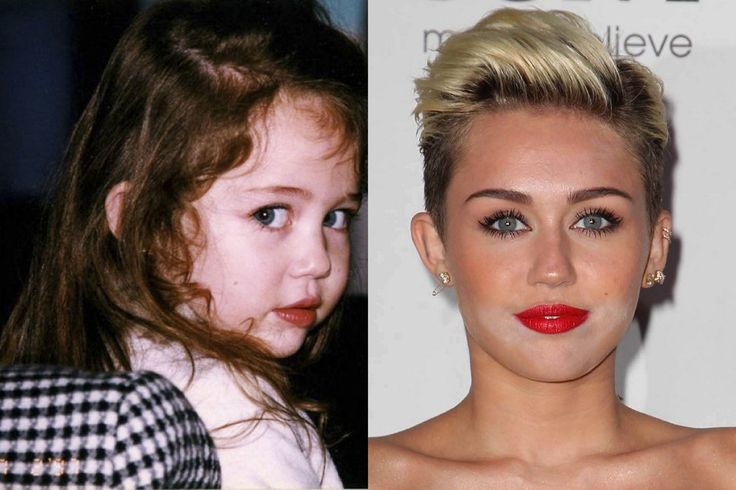 57 Best Childhood Photos of Celebrities images | Celebrity ...