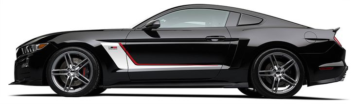 2016 ROUSH Stage 3 Mustang Graphics