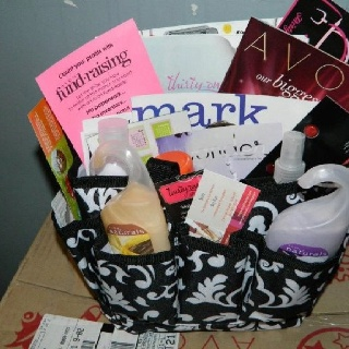 Great idea for Avon reps, Mary Kay reps, scensty reps, advocare etc!! Www.mythirtyone.com/441544